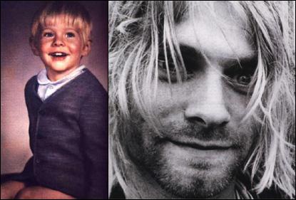 Kurt quando era criança